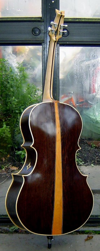 half size cello ,wenge back and sides price £3000